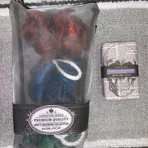 Castelbel Luxe Halloween Skull 💀 Soap Gift Set